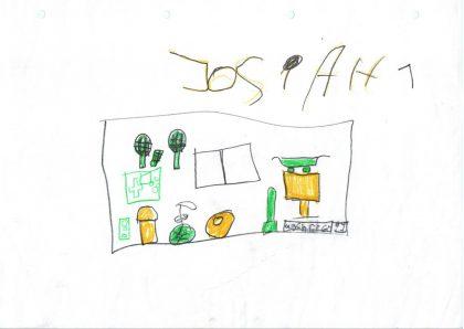 Klasse 1A - Josiah
