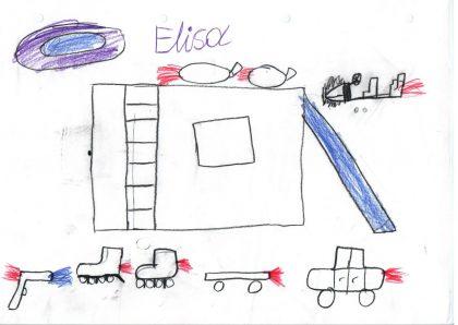 Klasse 1E - Elisa