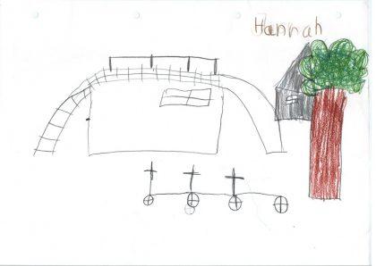 Klasse 1 - Hannah