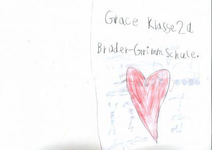 Klasse 2A - Grace2