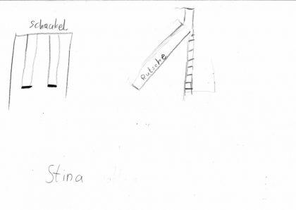 Klasse 2A - Stina
